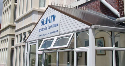 Seaview Nursing Home In What County